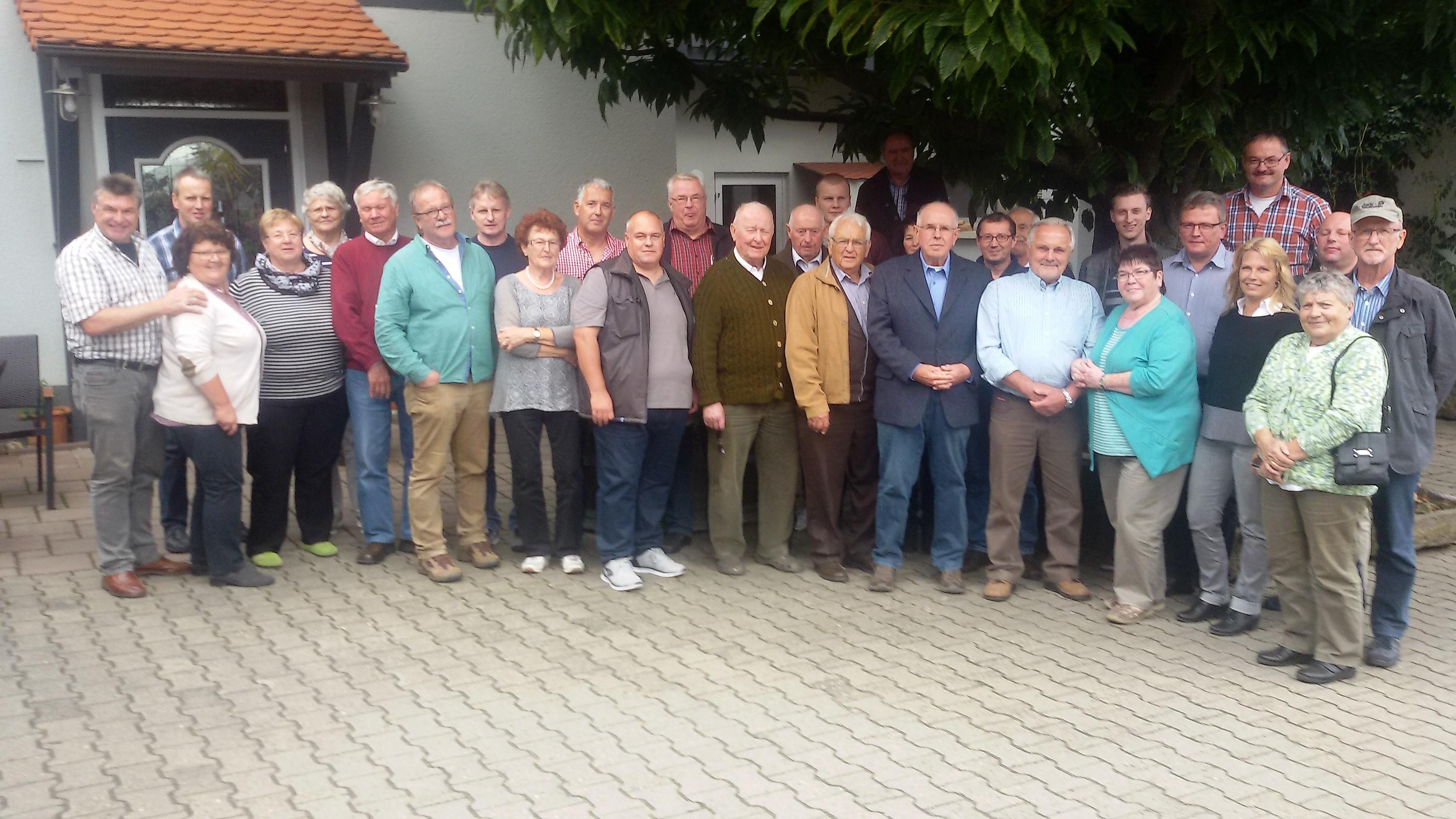 Jungtierschau am 03. Oktober 2016 in Hangen-Weisheim